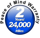 2yr warranty on auto repairs, west covina, covina, glendora