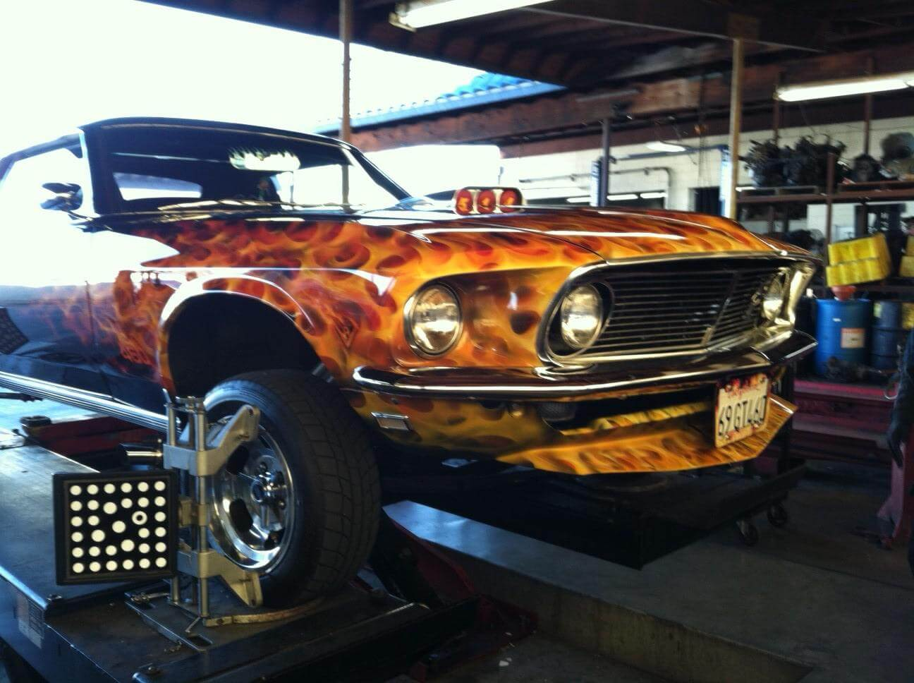 Your Covina Auto Restoration And Hot Rod Specialists At