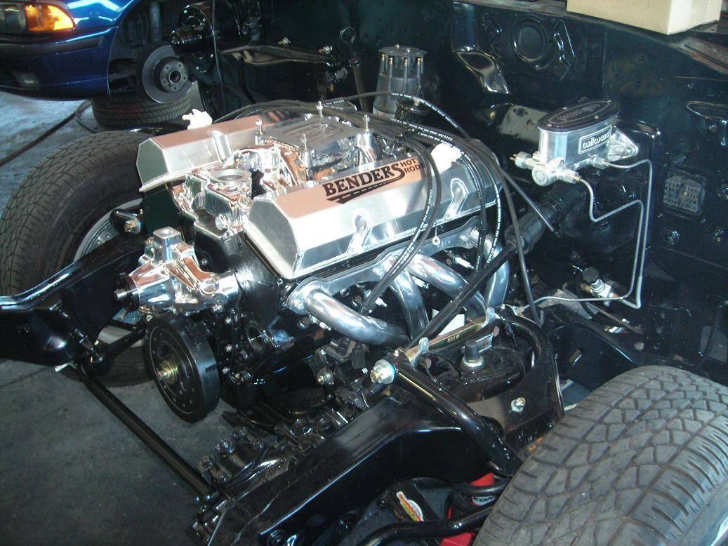 383 STROKER IN 69 CHEVY