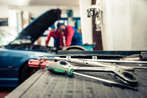 Auto Repair Shop West Covina CA