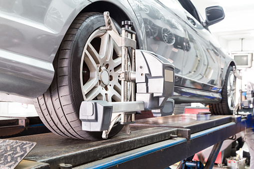 Wheel Alignment West Covina CA