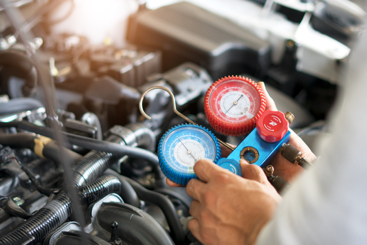 Car AC Repair Covina