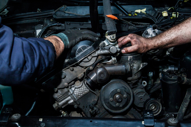 Ford Diesel Repair Covina CA