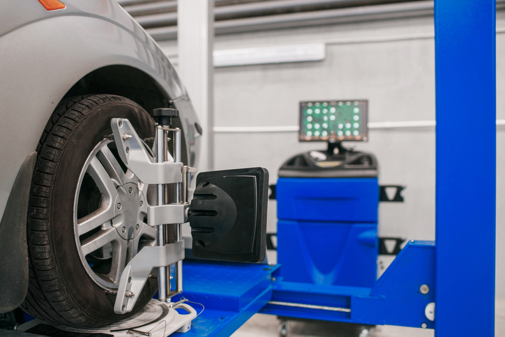Wheel Alignment Covina